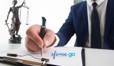 como se analiza firma en un juicio