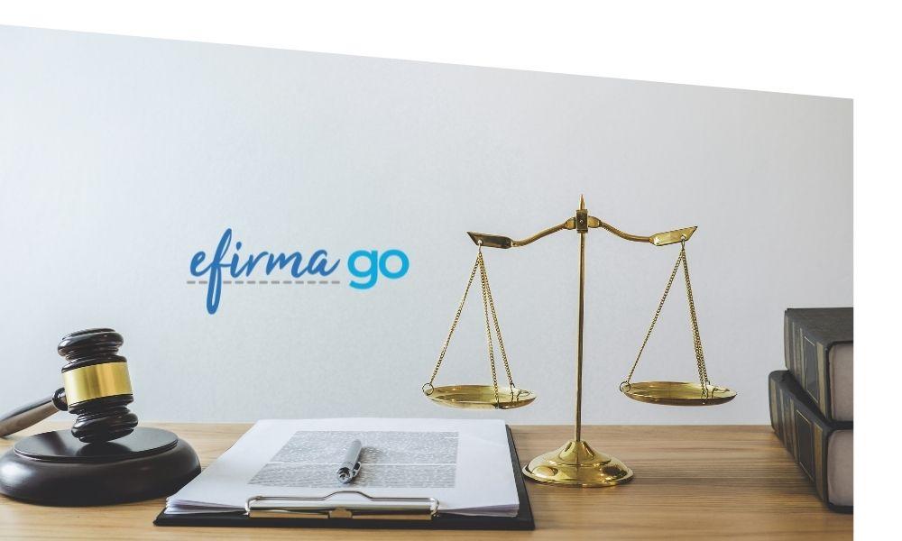 firma electronica comprobacion juicio